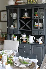 Beautiful Easter And Spring Decorating Ideas For The Dining Room With Free