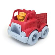 Mini Fire Truck | Vehicles | Bigjigs Toys