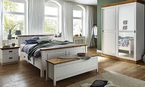 schlafzimmer möbel aus massivholz skandinavisch skanmøbler