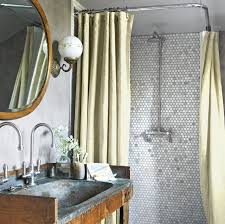 Shower Curtain Ideas For Small Bathrooms 47 Rustic Bathroom Decor Ideas Rustic Modern Bathroom Designs