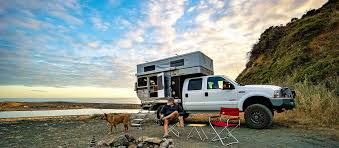 Home - Four Wheel Campers | Low Profile, Light Weight, Pop-up Truck ...