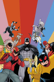 Not Long After The Interview With Kyle Higgins And Christos Gage It Was Time For Me To Speak Batman Incorporated Artist Chris Burnham