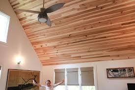 104 Wood Cielings Poplar Is A Popular Choice Water S Edge S Custom Shop