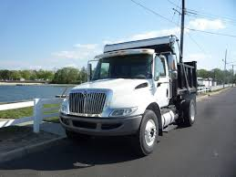 100 International 4700 Dump Truck USED 2009 INTERNATIONAL 4300 DUMP TRUCK FOR SALE IN IN NEW JERSEY 11361