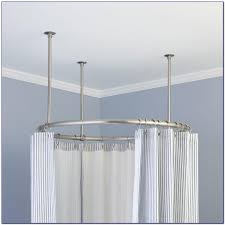bed bath and beyond curtain rod connector nrtradiant com