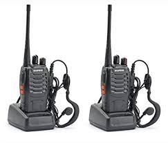 4x baofeng bf 888s uhf handheld two way radio 5w ht walkie