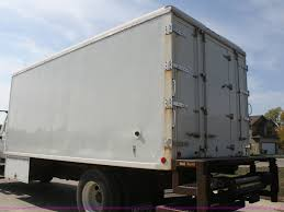 100 Johnson Truck Bodies Refrigerated Truck Body Item F2679 SOLD October