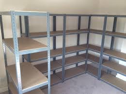 shelves 2017 free standing metal shelves metal shelving home