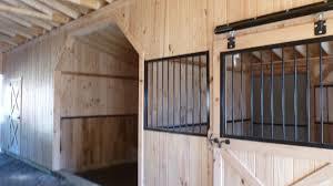 Shed Row Barns Texas by Modular Horse Barns The Barn Raiser