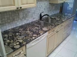 kitchen aksen granite countertops omaha with tile flooring