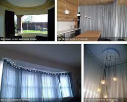 Ceiling Mount Curtain Track India by Flexible Multipurpose Curtain Track Systems The Flextracks