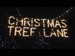 Christmas Tree Lane Fresno by Christmas Tree Lane In Fresno Dec 20 2011 Part 1 Youtube