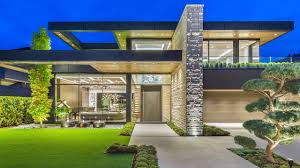 100 Best Contemporary Homes Winner Of Single Family Home In Canada 20162017 Marble Construction 360hometoursca Inc