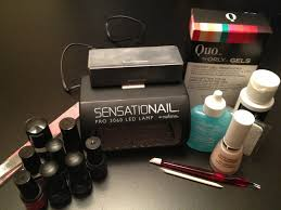 Opi Uv Lamp Instructions by Diy Gel Nails Review U2013 Nailene Essie Revlon Quo Opi Fix It