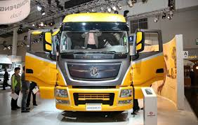 IAA 2014 Dongfeng Kingland Interior Trimmings - China Truck Industry ...