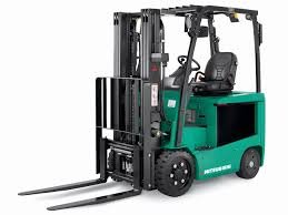 Electric Forklifts : 1.5t To 3.0t - 4 Wheel Electric Cushion Tyres ...