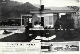 100 Houses Architecture Magazine Southern California Architectural History Glamourized House