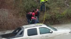 100 Truck Central Man Rescued From Submerged In Texas NBC 5 Dallas