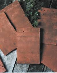 traditional antique kabat clay roof tiles
