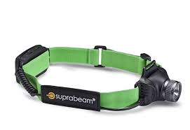 Head Lamp by Suprabeam S4 Rechargeable Led Headlamp Head Torch