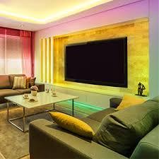 glime led streifen 6m led stripes rgb 5050smd led bänder lichtband mit 44 tasten fernbedienung 6 modi 20 farben dimmbar led für tv beleuchtung