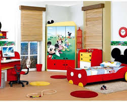 Mickey Mouse Clubhouse Toddler Bed by Mickey Mouse Room Decor For Toddlers Cute Mickey Mouse Home