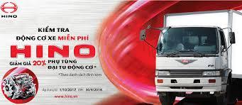 100 Hino Truck Parts HINO MOTORS VIETNAM Truck 300 Series 500 Series 700 Series