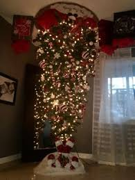 Walgreens Tabletop Christmas Trees by Upside Down Christmas Tree Ideas Pinterest Christmas Tree