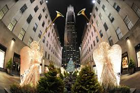 Rockefeller Christmas Tree Lighting 2018 by The Rockefeller Center Christmas Tree Is 1025 Ksfm