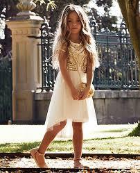 girl u0027s muse beaded dress bardot junior kids clothing