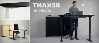 Ergotron Workfit D Sit Stand Desk by Ergotron 24 271 926 Workfit D Sit Stand Desk Light Grey