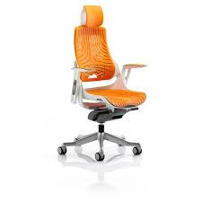 STORM MK2 Designer Orange Executive Ergonomic fice Chair