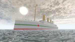 Brittanic Sinking by Craftersven Viyoutube Com