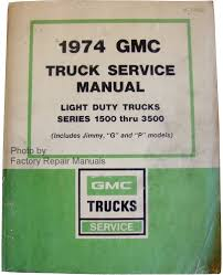 1974 GMC Pickup Truck Suburban Jimmy Van Factory Shop Service Manual ... 1974 Gmc Ck 1500 For Sale Near Cadillac Michigan 49601 Classics Pickup Truck Suburban Jimmy Van Factory Shop Service Manual 1973 Sierra Grande Fifteen Hundred Chevrolet Gm Happy 100th To Gmcs Ctennial Trend Rm Sothebys Fall Carlisle 2012 Tractor Cstruction Plant Wiki Fandom Powered Public Surplus Auction 1565773 6000 V8 Grain Truck News Published 6 Times Yearly Dealers Nejuly