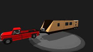 100 Truck Slides SimplePlanes Glacier Travel Trailer With Truck Working Slides
