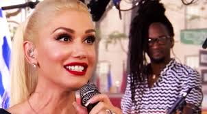 Carson Daly Halloween Gwen Stefani by Gwen Stefani Turned Red As A Beet After Getting Asked This About
