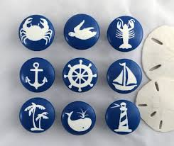 Real Seashell Cabinet Knobs by 25 Unique Nautical Drawer Knobs Ideas On Pinterest Nautical
