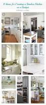 Small Kitchen Ideas On A Budget by 275 Best Diy Kitchen Decor Images On Pinterest Home Kitchen And