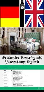 64 komplex boxspringbett übersetzung englisch