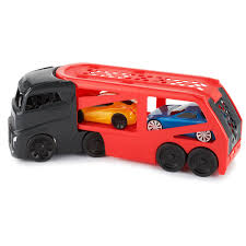Big Car Carrier - Black-Red | Little Tikes Dirt Diggersbundle Bluegray Blue Grey Dump Truck And Toy Little Tikes Cozy Truck Ozkidsworld Trucks Vehicles Gigelid Spray Rescue Fire Buy Sport Preciouslittleone Amazoncom Easy Rider Toys Games Crib Activity Busy Box Play Center Mirror Learning 3 Birds Rental Fun In The Sun Finale Review Giveaway Princess Ojcommerce Awesome Classic Pickup
