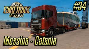 Euro Truck Simulator 2 | Episode #34 | Messina - Catania - YouTube Euro Truck Simulator 2 130 Volvo Fh4 Mega Mod Dlcs Mods Italy Rebuild Torino Venezia New Gen Scania S730 V8 Essays On Operational Freight Transport Efficiency And 12 Best 301949 Woolley Fuel Vintage Photos Images Pinterest Pictures From The Roads Of Michigan Ohio Black And White Stock Loud Co Posts Facebook Cabina Om 160 Girelli Messina Marco Fiuman Flickr 128 Heavy Haulage Chassis For Daf Xf Champion Bus Inc Home