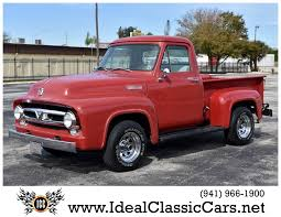 1953 Ford F100 | Ideal Classic Cars LLC 1953 Ford F100 1957 Chevrolet 1948 Trucks Hot Rod Fseries Second Generation Wikipedia Truck Stock Photos Images Alamy Classic Car Studios Restomod Review The Fancy For Sale Near Cadillac Michigan 49601 Classics On Rob Campbell Total Cost Involved 31956 Archives Chip Foose Customized Fetches 1700 At Auction Pick