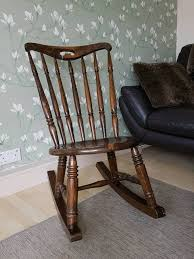 Antique Rocking Chair | In Barrow-upon-Humber, Lincolnshire | Gumtree Amazoncom Jackpost Kn10n Classic Childs Porch Rocker Natural Antique Rocking Chairs Seat Pastrtips Design Rocker Vintage Rocking Chair Cane Seat Antique Etsy Refishing A Chair Between3sisters Garden Tasures Wood With Slat At Lowescom Fding The Value Of A Murphy Thriftyfun Is Good The Hot Bid Whats It Worth Circa 1900 Wooden Oak High Back Spindled What Is It Worth
