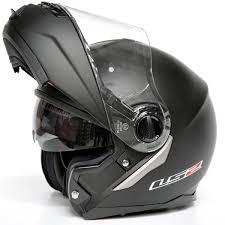 casque moto modulable ls2 ff 386 ride noir mat discount pas cher