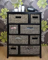 Ebay Uk China Cabinets by Tetbury Storage Unit Large Chest Of Drawers Storage Baskets