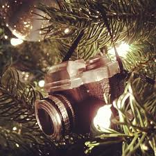 The Best Decoration On Tree Christmas Ornament Camera Photography