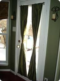 French Door Treatments Ideas by French Door Panels Window Treatments Windows Shades For Door
