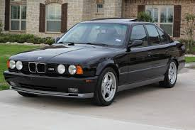 14K-Mile 1993 BMW M5 For Sale On BaT Auctions - Sold For $68,000 On ...