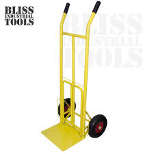 B.I.T. Classic Heavy Duty Hand Truck Wheeler With Foldable Platform ... Lavohome Super Heavy Duty Platform Truck Hand Cart Folding Silverline 868581 Sack 315kg Airgas Stow Away Safco Products Monster Trucks Hh003l Heavyduty Foldable Convertible Upright 4 Wheel Cargo Trolley Machine Tools Bd 600 Lbs Capacity Truckh007a1 The Home Depot Magliner 14 Nose 10 Air Tire D19a1070 Harper 900 Lb Quick Change Lowered Sturdy Barrow Milwaukee Farm Ranch