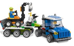 100 Lego City Tow Truck Vehicles Instructions Manual S